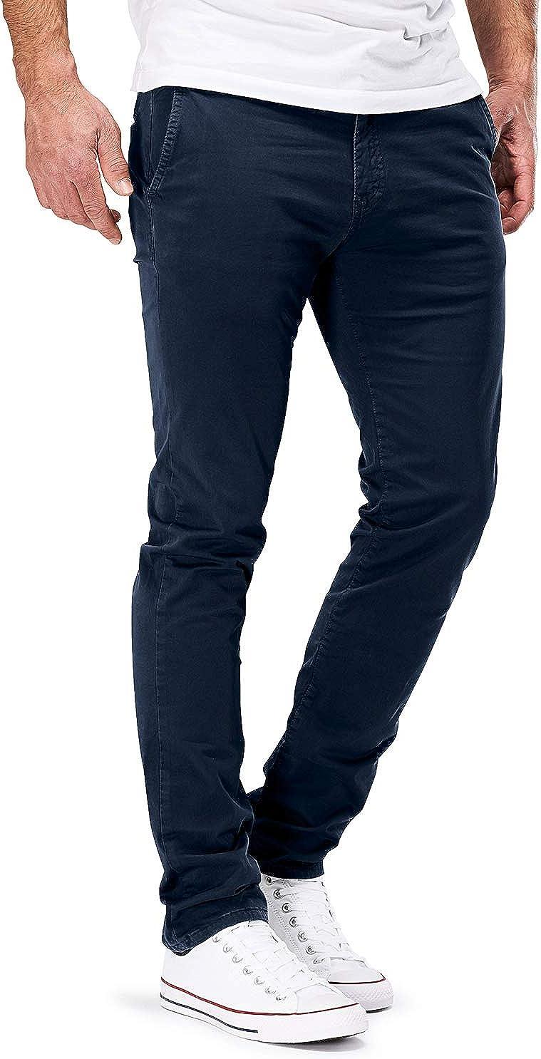 Elasticizzati In Twill Buttoned Down Facili Da Pulire Marchio Pantaloni Chino Slim Fit A 5 Tasche casual-pants Uomo
