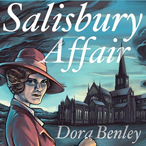 Salisbury Affair audiobook cover art