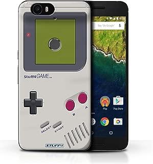STUFF4 Phone Case / Cover for Huawei Nexus 6P / Nintendo Game Boy Design / Games Console Collection