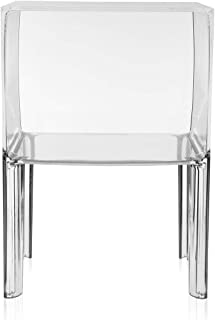 Kartell Ghost Buster Furniture,Transparent, 55 x 84 x 46 cm