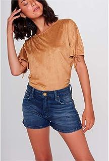 259b67d9e Moda - Damyller - Shorts e Bermudas / Roupas na Amazon.com.br