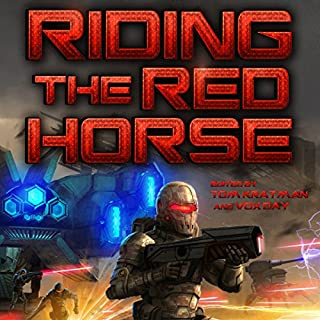 Riding the Red Horse cover art