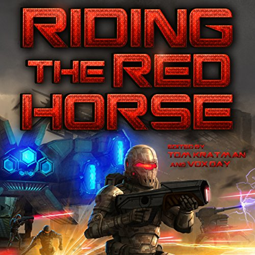 Riding the Red Horse audiobook cover art