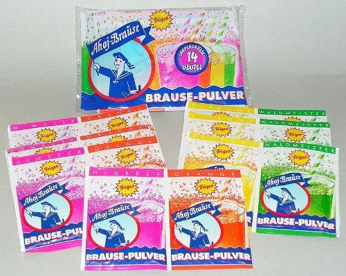 Frigeo Ahoj-Brause Brause-Pulver 28 x 10 Beutel je 5,8 g