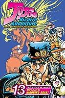 JoJo's Bizarre Adventure: Part 3--Stardust Crusaders (Single Volume Edition), Vol. 13: Stardust Crusaders (13) (JoJo's Bizarre Adventure: Part 3--Stardu)