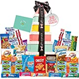 Tower Snack Box Variety Pack Care Package (30 Count)...