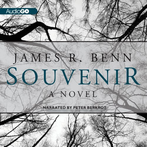 Souvenir audiobook cover art