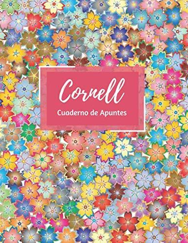 CUADERNO DE APUNTES CORNELL: TOMA DE NOTAS Y RECOGIDA DE IDEAS | ANOTA Y SINTETIZA LO MÁS DESTACADO DE CADA CLASE, REUNIÓN O CONFERENCIA.