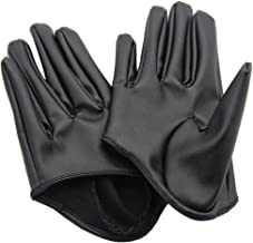 five finger half palm gloves