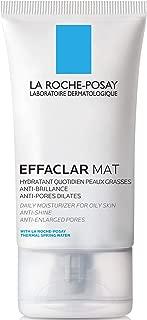 La Roche-Posay Effaclar Mat Face Moisturizer for Oily Skin, 1.35 Fl oz.