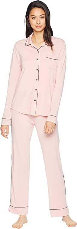 Modal Basic PJ Set with Eye Mask