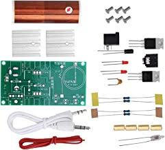 DIY Tesla Coil Tool,Rich In A Variety Of Lighting Effects Can Play Music Unassembled Mini Plasma Speaker Experience A Diff...