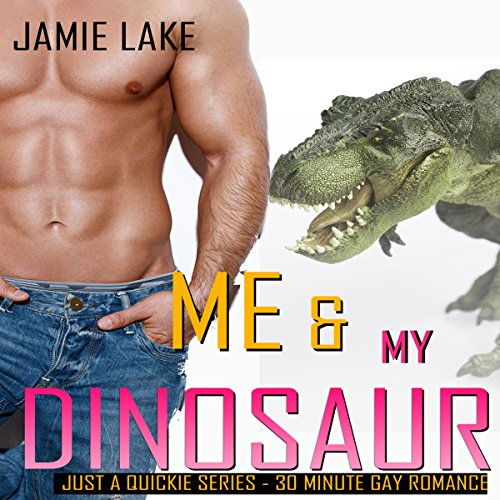 Me & My Dinosaur audiobook cover art