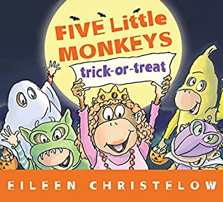Five Little Monkeys Trick-or-Treat (A Five Little Monkeys Story)