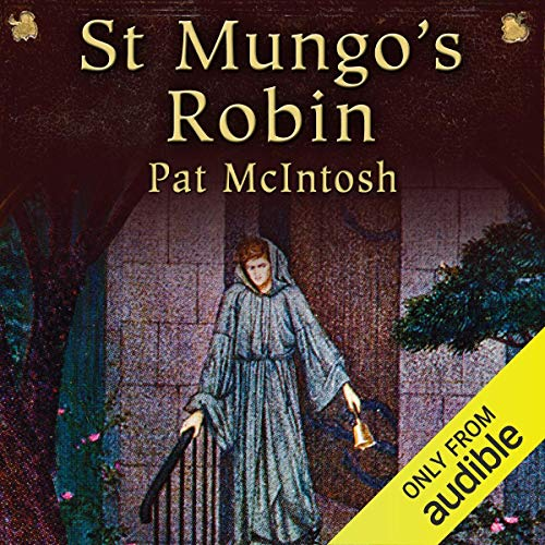 St Mungo's Robin audiobook cover art