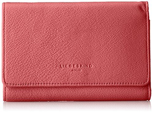 Liebeskind Berlin Damen PiperF8-Core Geldbörse, Coral pink, 3x15x11 cm