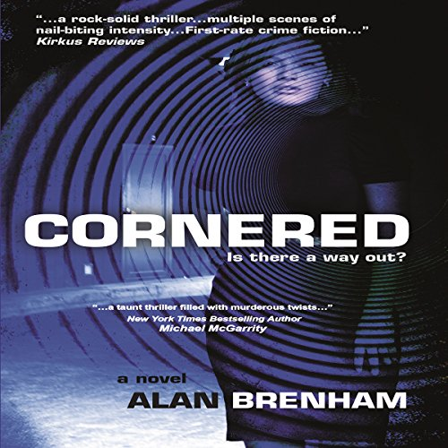 Cornered audiobook cover art