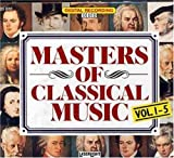 Masters of Classical Music 1-5