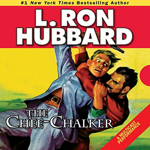 The Chee-Chalker audiobook cover art