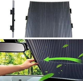 Retractable Car Windshield Sun Shade مظلة السيارة for Universal car shade UV protection 80CM*150CM