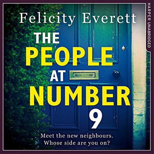 The People at Number 9 audiobook cover art