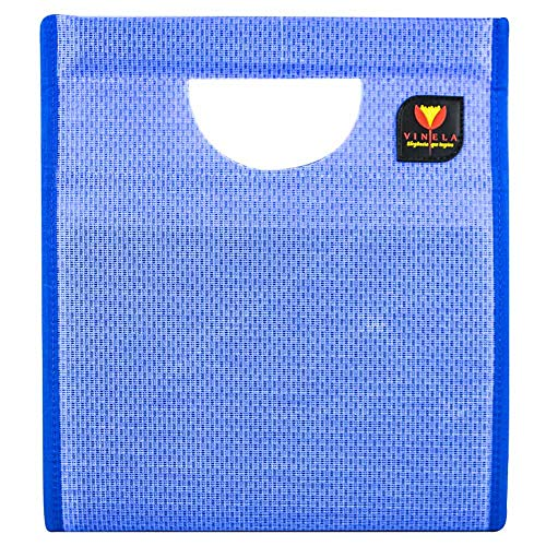 Capa para Vade Mecum, Livros e Bíblias Marca Fácil G - Azul Vivo