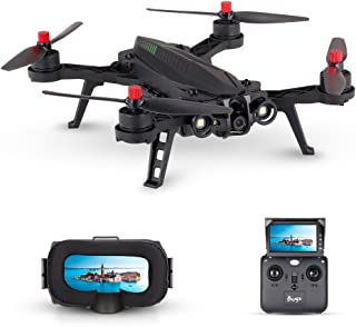 Goolsky MJX Bugs 6 B6 720P Camera 5.8G FPV Drone 250mm High Speed Brushless Racing Quadcopter with G3 Goggles