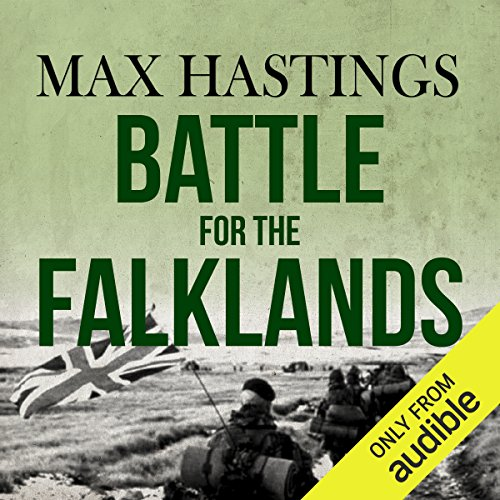 Battle for the Falklands cover art