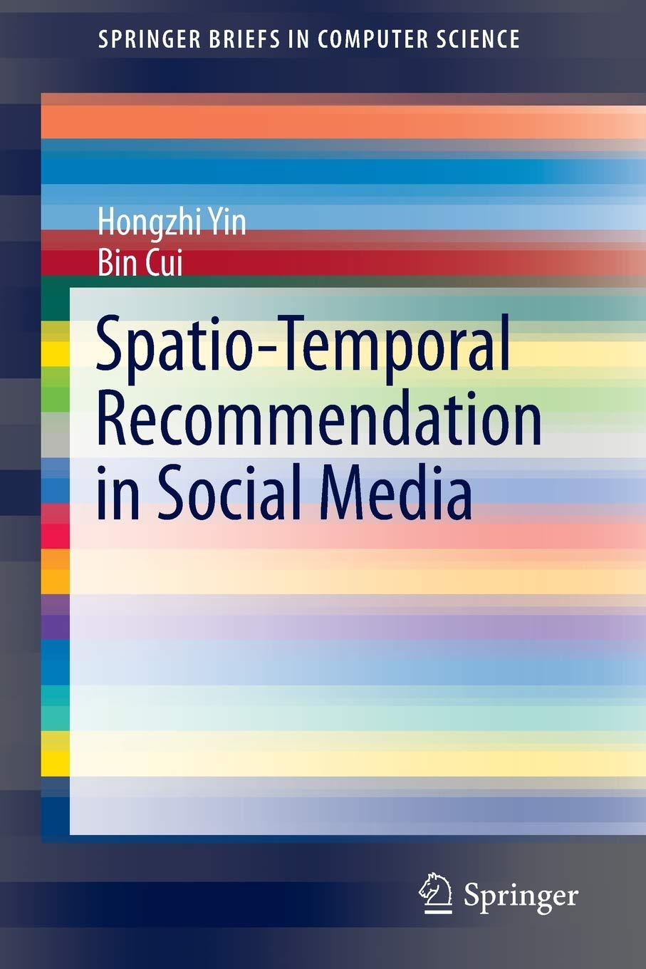 Image OfSpatio-Temporal Recommendation In Social Media