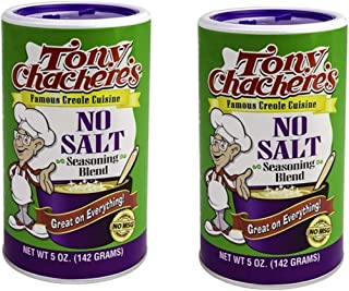 Best tony chachere's salt free creole seasoning Reviews