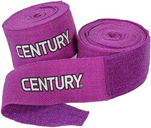 "Century 108"" Stretch Boxing Hand Wraps (Purple)"