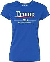 Promotion & Beyond Trump 2020 Keep America Great Wavy Women's T-Shirt