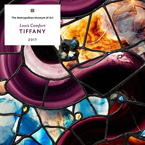 Louis Comfort Tiffany 2017 Wall Calendar