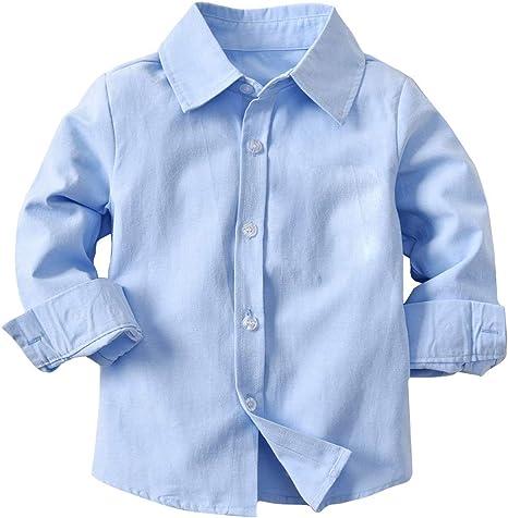 Chennie 2Pcs / Set Kid Boys Ropa Traje Traje Camisa Top + ...