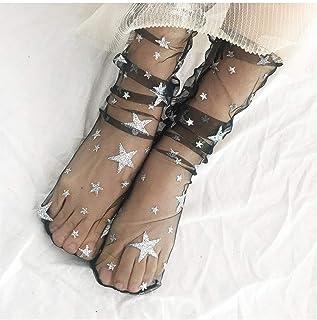 10 paio di estate delle donne Calzini Corti COPPIA Donna alla Caviglia Art Donna Rete Traspirante