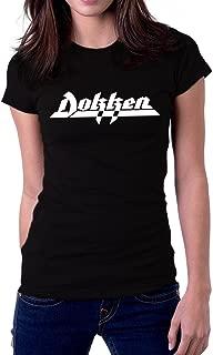 UD Gate Dokken Metal Band Logo Women's T-Shirt