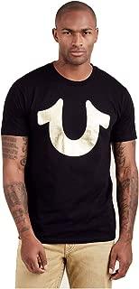 Men's Metallic Foil Horseshoe Tee T-Shirt