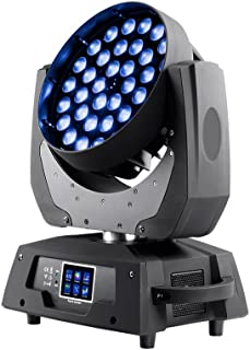 Monoprice Stage Right Stage Wash 10 Watt x 36 4-in-1 RGBW LEDs