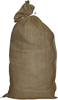 2 Sacchetto Iuta Sacchi Sacco Patate Sacco Iuta 50 kg,61 x 104 cm Nuovo