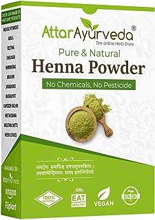 Attar Ayurveda Natural Heena powder for hair (200 gm)