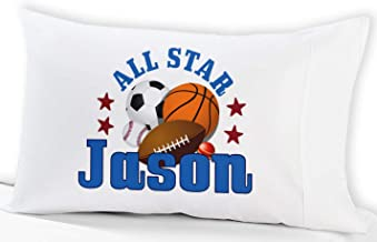 childrens personalized pillow cases