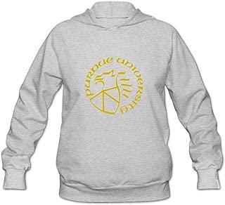Purdue University Seal Fun Roundneck Long Sleeve Sweatshirt For Women