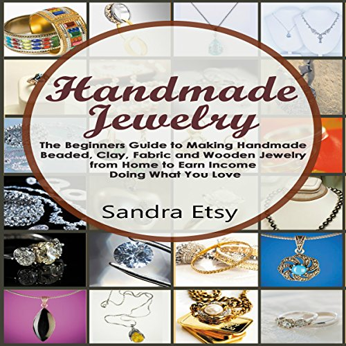 Handmade Jewelry audiobook cover art