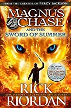 Magnus Chase and the Sword of Summer by Rick Riordan (2015-10-06)