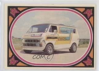 74 Foed Van 74 Foed Van (Trading Card) 1975 Donruss Truckin' - [Base] #9