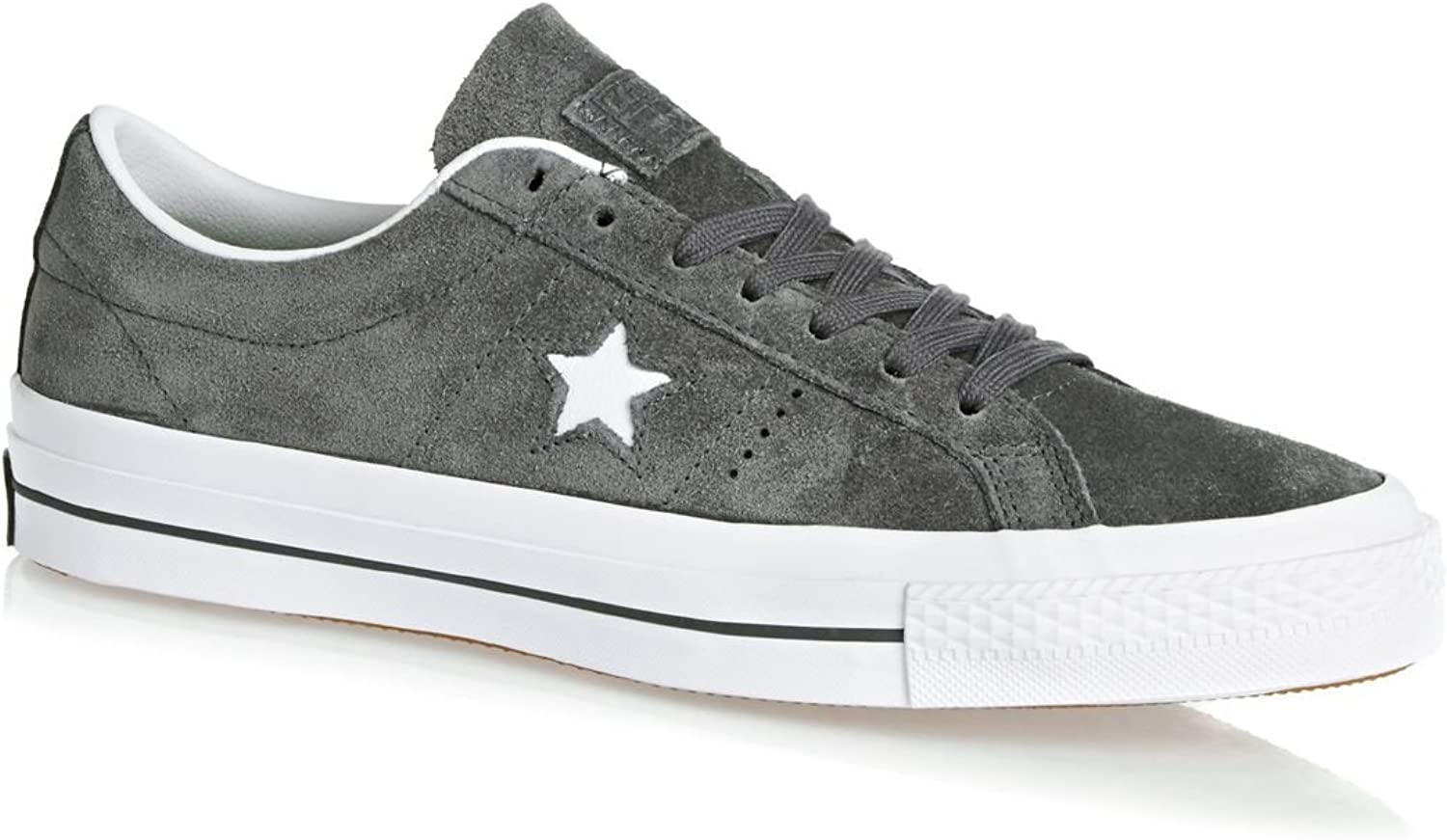 Converse Unisex Adults' Cons One Star Suede Low-Top Sneakers
