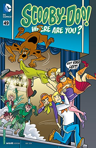 Scooby-Doo, Where Are You? (2010-) #49 (Scooby-Doo, Where...