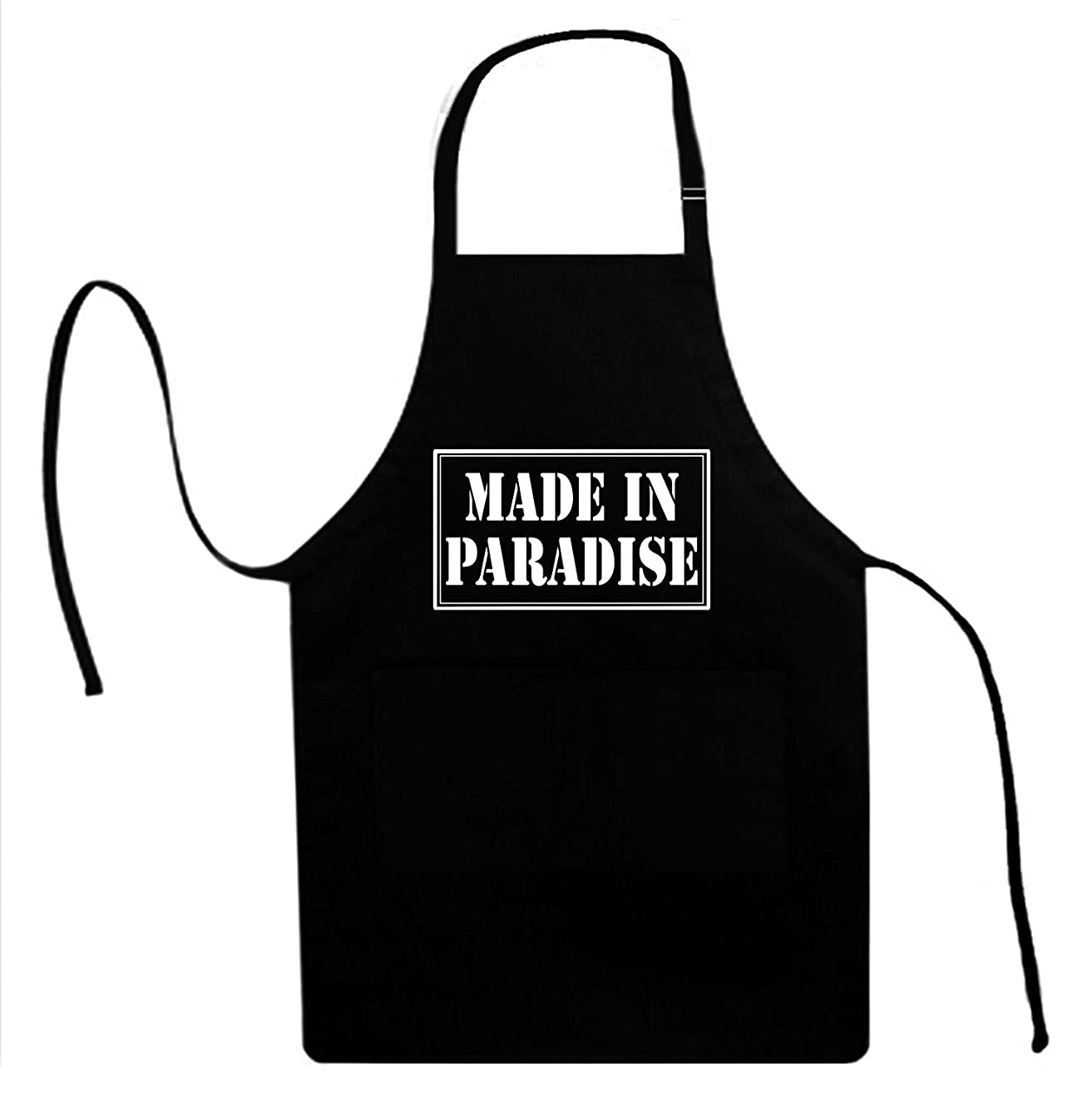 Starfactr (MADE IN PARADISE) Unisex Adult Novelty Apron