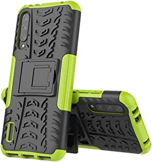 Wuzixi Case for Nokia 2.1. Tire Texture Protective [Anti-Scratch] [Shock Absorption] [Durable], Cover for Nokia 2.1.Green