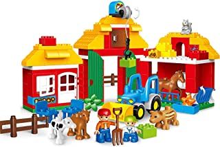 Building Block Set, Toy Building Block, Closely Matched And Compatible with Major Brands, Suitable for Basic Building Bloc...